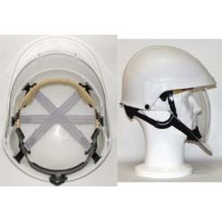 Latex-Handschuhe. Unterstützung der Baumwolle. 688-LT TOP