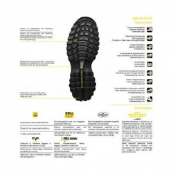Latex glove. Neoprene. 688-LB/N