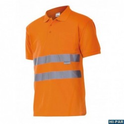 High visibility trousers. MARCA 388-PFYE