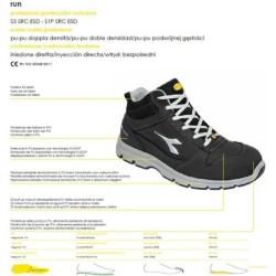 Pantalons de treball. Cotó. Elàstica. ISSA Stretch