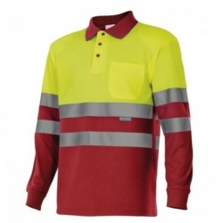 High Visibility Parka. 288-PFY Mix