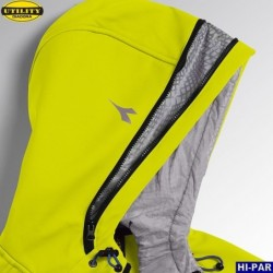 High visibility jacket. VELILLA 181