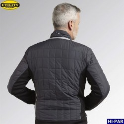 Botas de seguridad. Utility Diadora. S3 SRA HRO WR. D-trail leather high. 701.173536