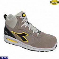 Nitrile glove. Support of cotton. 688-NCE/N