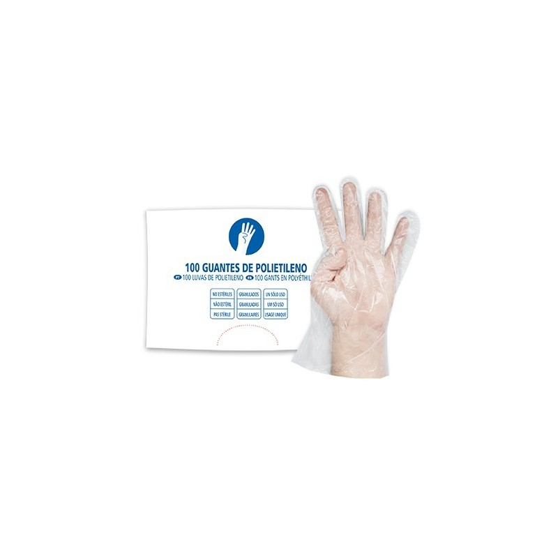 Nitrile glove. Support of cotton. 688-NCF/N