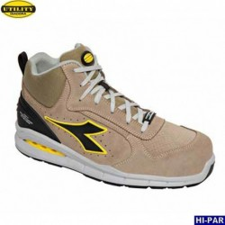 Nitrile glove. Support of cotton. 688-NT/N