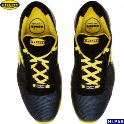 Luvas de PVC. Vermelho. 688-PVC 27B