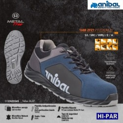 Safety boot S3, S3, SRC, V-PRO, 3BOT750
