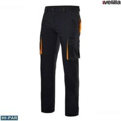 Pantaloncini corti. Cotone. Colore blu. 488-s Top
