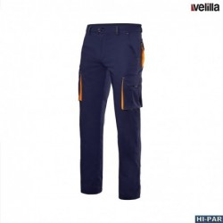 Work Overalls. Gray. 488-BT Top