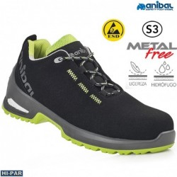 Pantalon corto bicolor stretch Serie 103010S