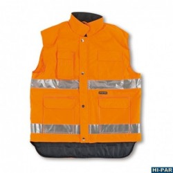 High visibility yellow sleeve short series 141