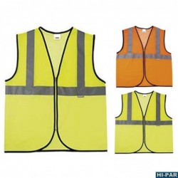 High visibility jacket, short sleeve, 1288-CAFYMC