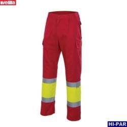 Armilla de seguretat groc alta visibilitat