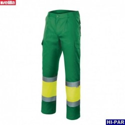 Yellow Safety Vest, High Visibility